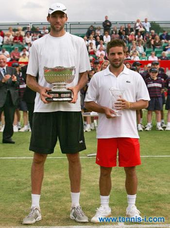 tennis Ivo Karlovic Arnaud Clement 2007