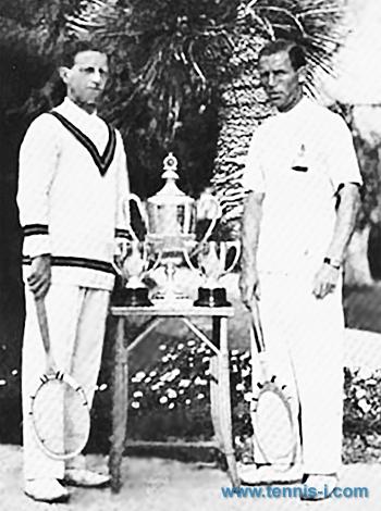 tennis Jan Kozeluh Karel Kozeluh