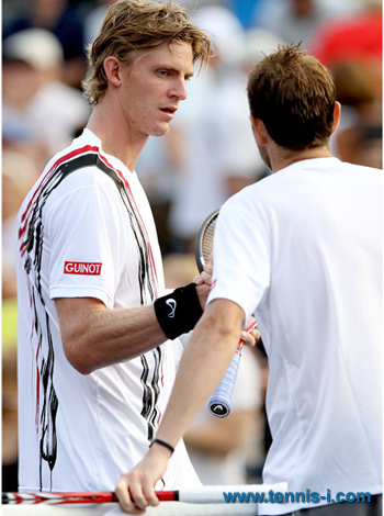 Kevin Anderson Mardy Fish 2011