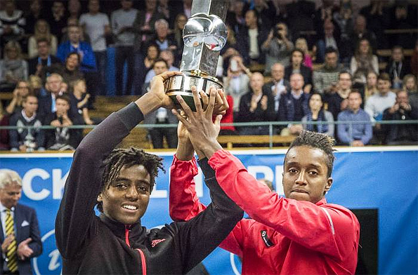 Mikael Ymer Elias Ymer Stockholm Open 2016