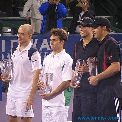 теннис Уэйн Блэк 2004