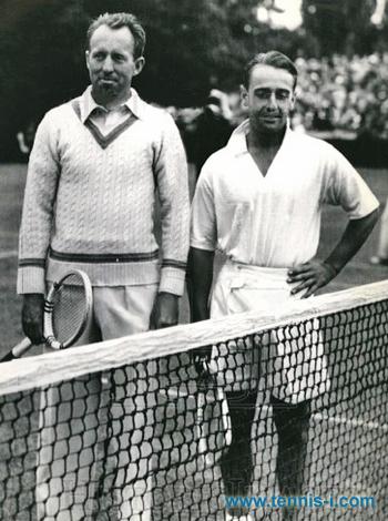 Уилмер Эллисон, Андриана Квиста, 1936