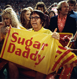 Bobby Riggs and battle of the sexes