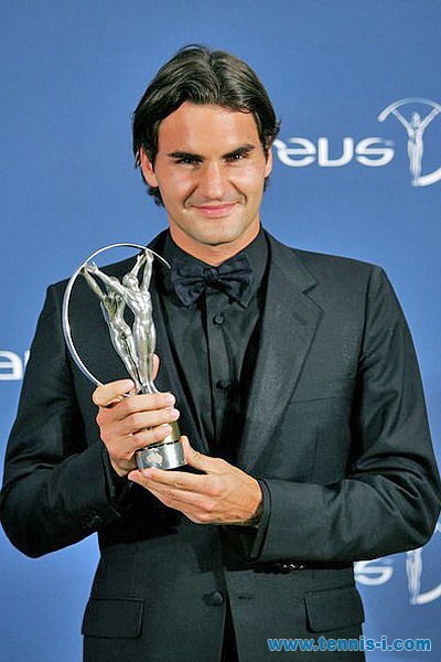Laureus World Sports Awards 2006 Roger Federer
