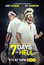 tennis i.com film 7 Days in Hell 2015