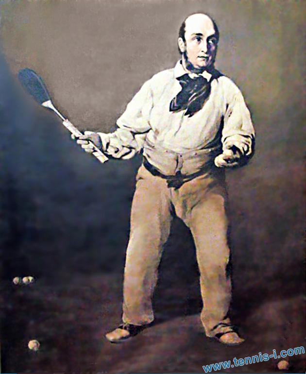 История тенниса: XIX век - Теннисная энциклопедия Игоря Ивицкого