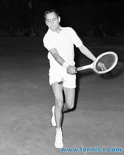 tennis king Hassan II 1963