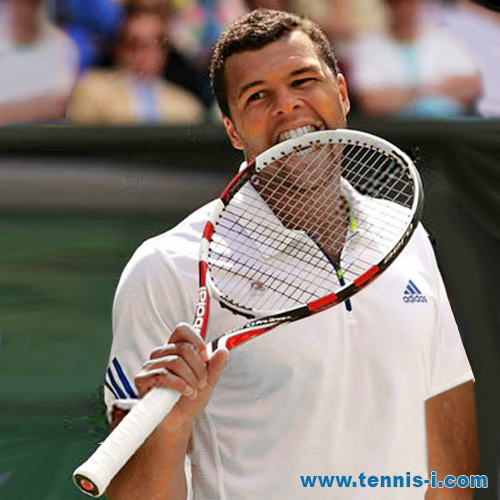 tennis Jo Wilfried Tsonga