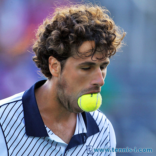 tennis Robin Haase ball