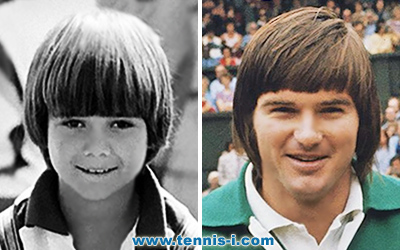 Andre Agassi Jimmy Connors