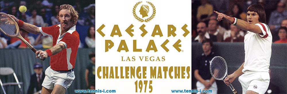 tennis Challenge Matches 1975