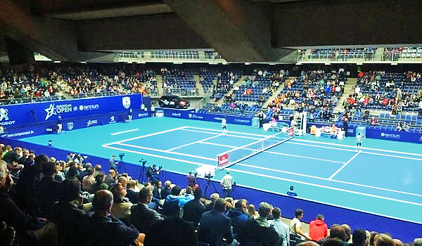 tennis Lotto Arena Antwerpen 2