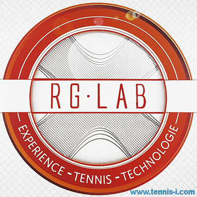 tennis RG Lab logo