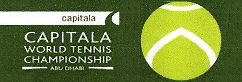 Абу-Даби теннис турнир Capitala World Tennis Championship logo