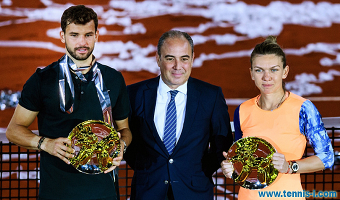 tennis Madrid Tie Break Tens 2017