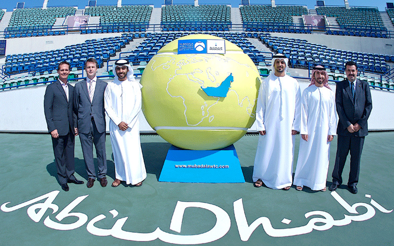Абу-Даби Mubadala World Tennis Championship теннисный турнир