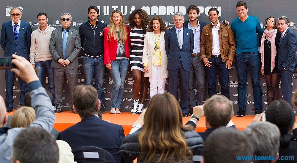 tennis Mutua Madrid Open 2.05.2013