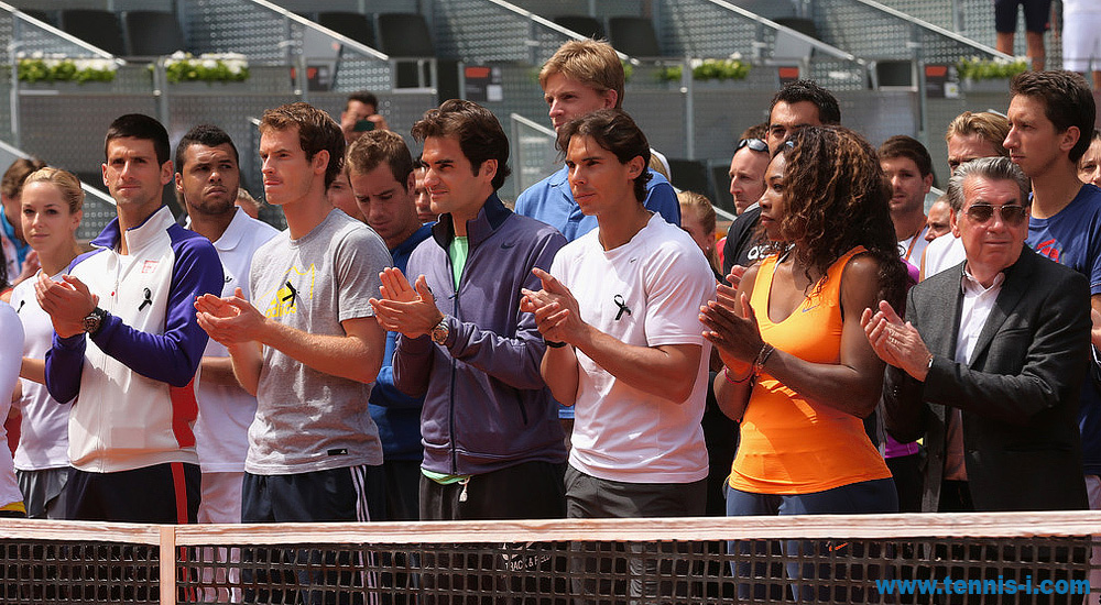 tennis Mutua Madrid Open 5.05.2013