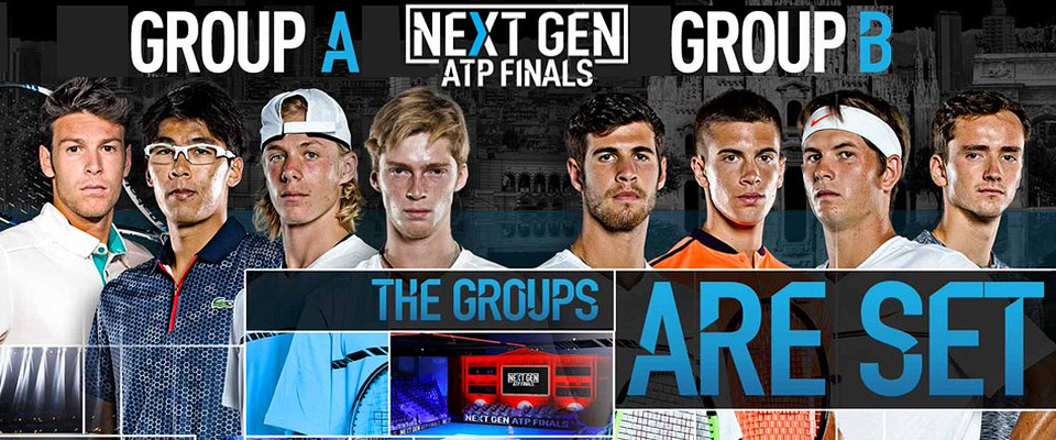 Next Gen ATP Finals 2017