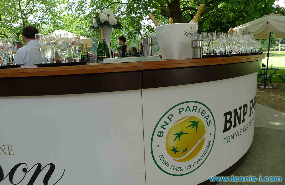 bar BNP Paribas Tennis Classic