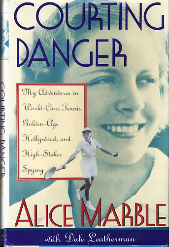 tennis Alice Marble book