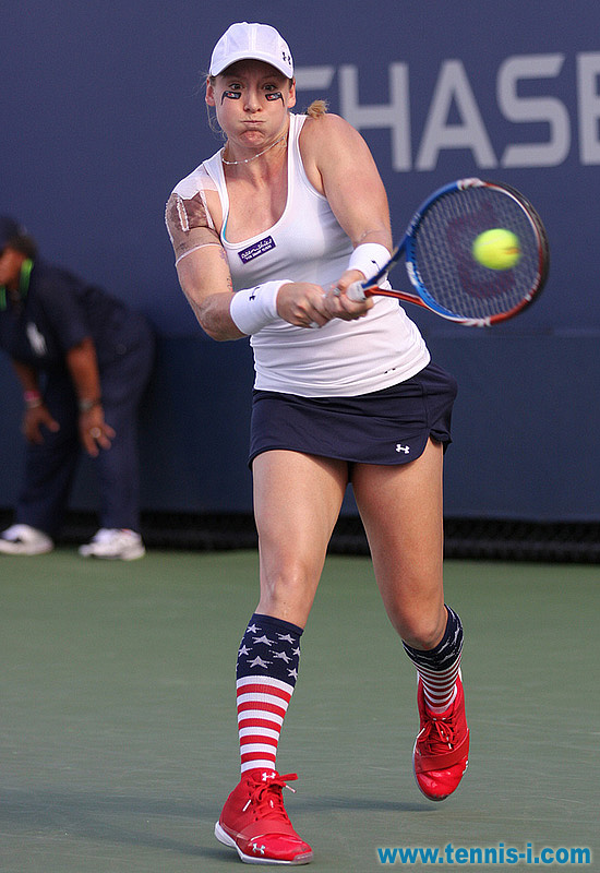 Bethanie Mattek Sands US Open 2011