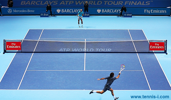 tennis Emirates ATP World Tour Finals 2015